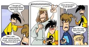 Jesus is Fucking Metal!