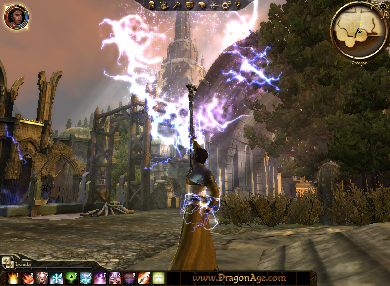 DragonAge Screenshot 2