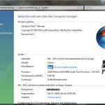 Windows: OEM Informationen im System Info Dialog