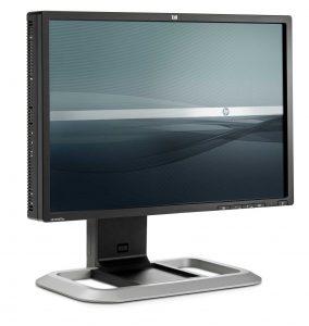 HP LP2275W: 22-Zöller mit PVA-Panel
