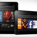 Das Kindle Fire HD Tablet von Amazon