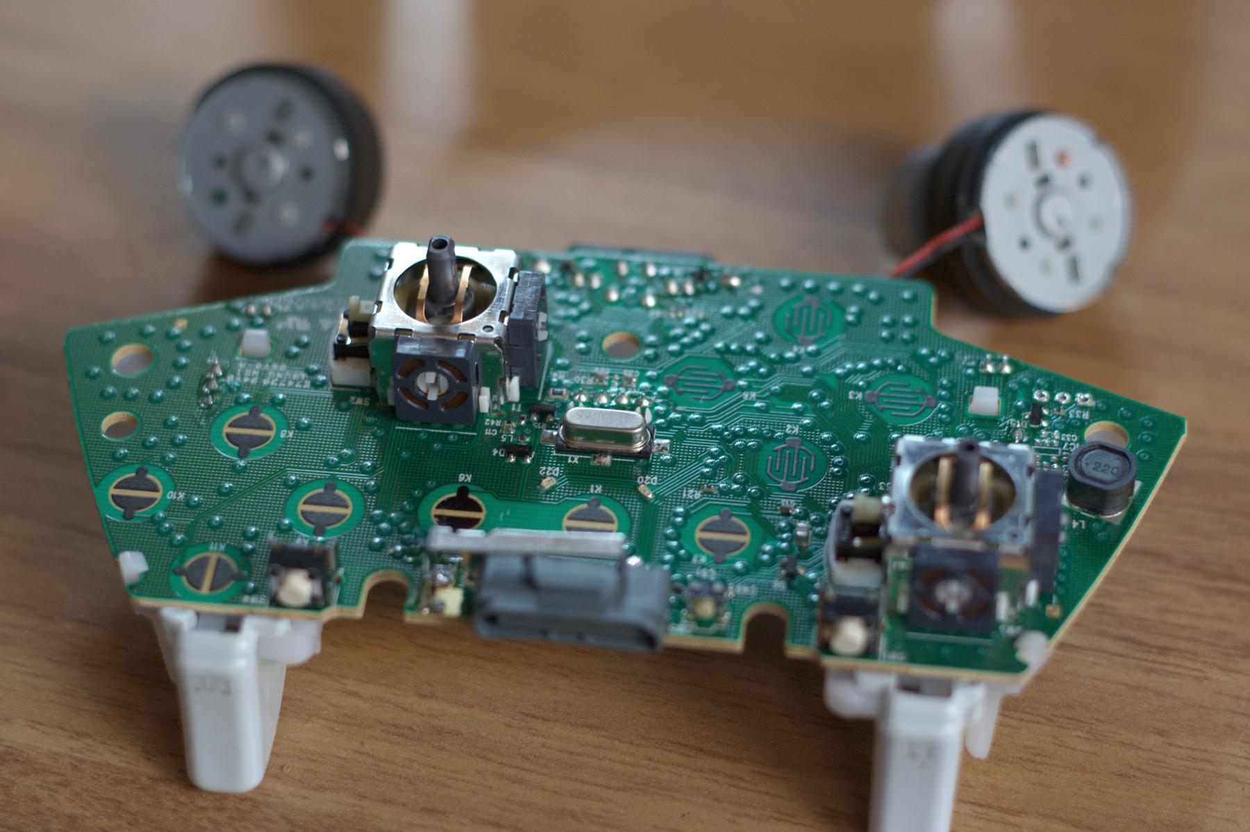 How-To: Xbox 360 Controller Modding und Reparatur - Maverick\'s Blog