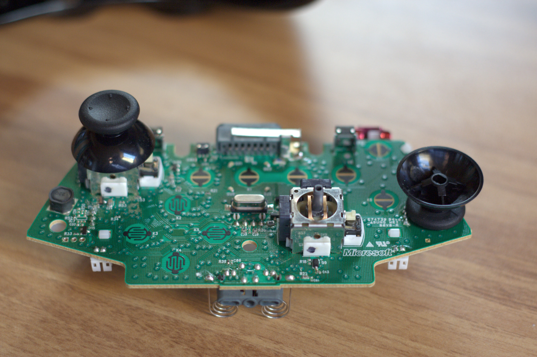 How-To: Xbox 360 Controller Modding und Reparatur - Maverick\'s Blog