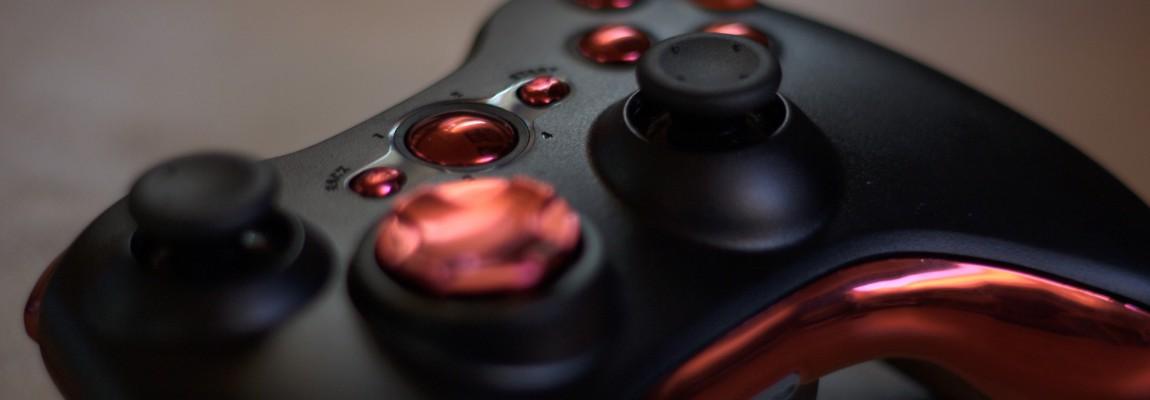 Xbox 360 Controller Modding