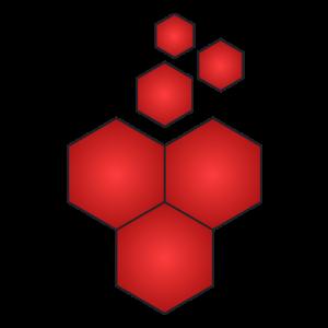 Das neue Logo basiert auf geometrischen Figuren