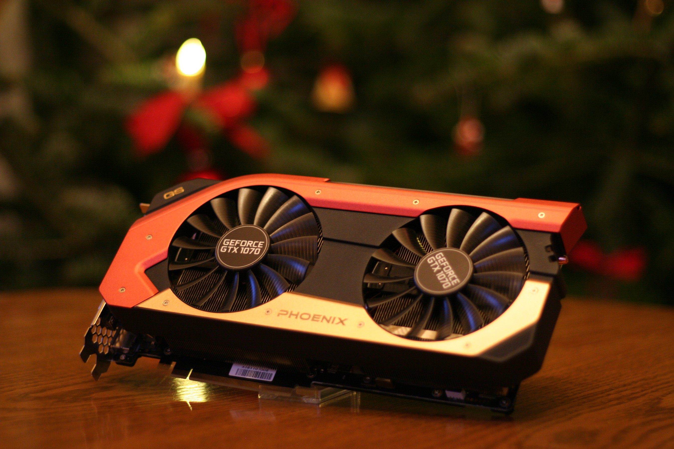 Gainward GeForce GTX 1070 Golden Sample