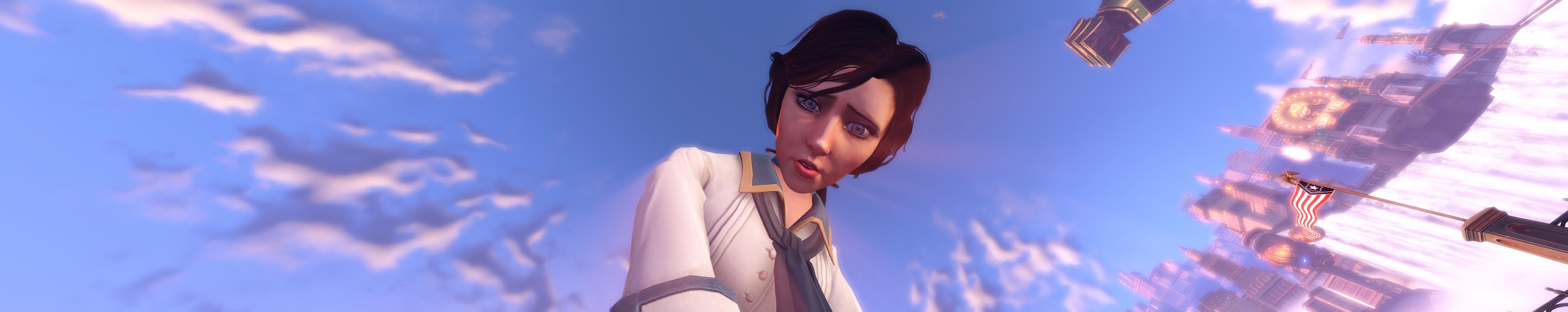 Elizabeth ist zentraler Dreh- und Angelpunkt von Bioshock: Infinite