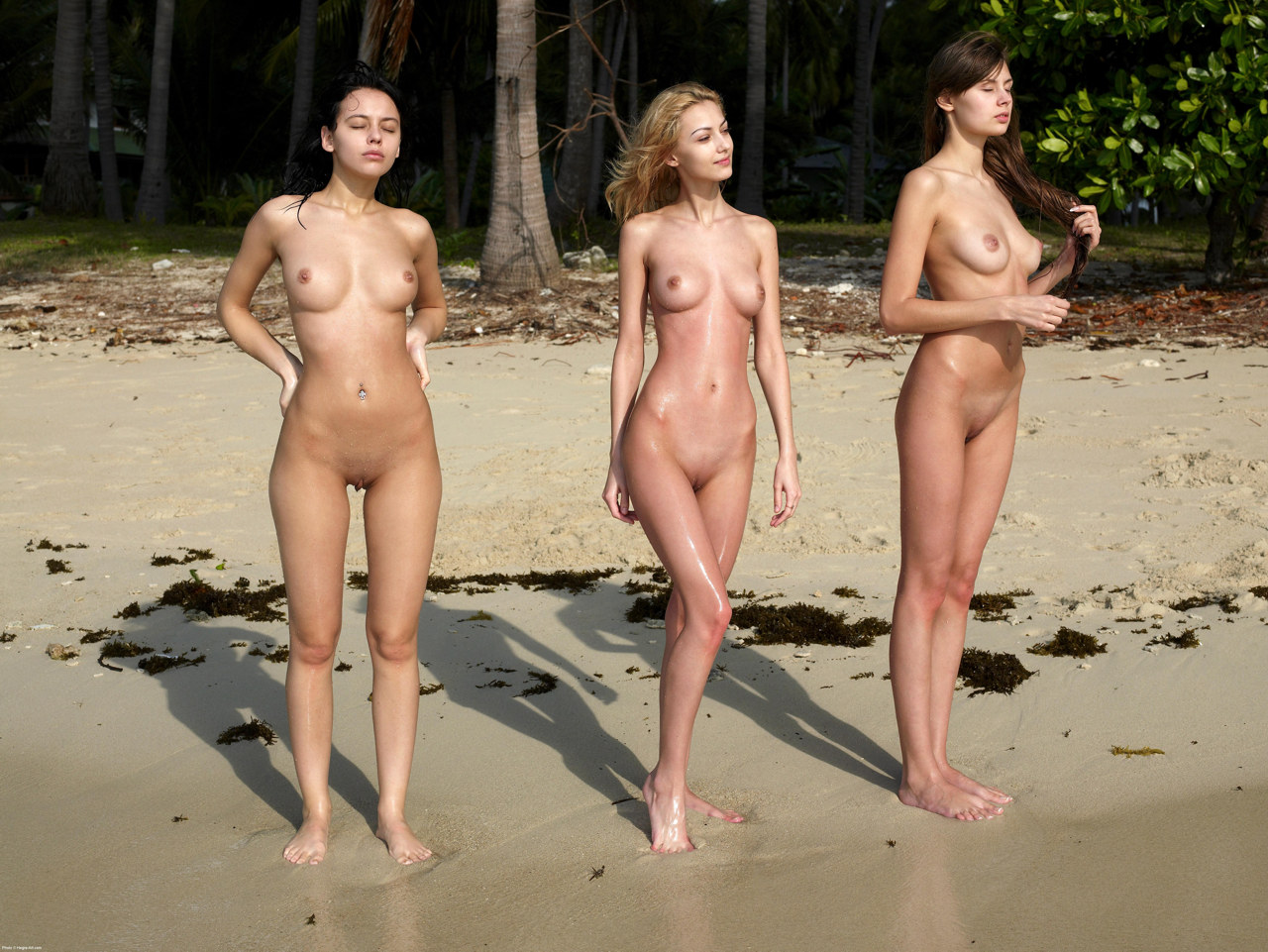 Have You Been To Dublin's Only Nudist Beach Yet
