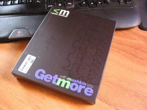 4GiB Mushkin PX2-6400 in schicker Verpackung