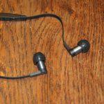 Sony Smart Headset inklusive Bedienelement