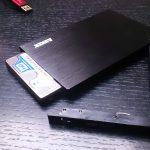 Anker 2.5 Zoll USB3.0 Gehäuse