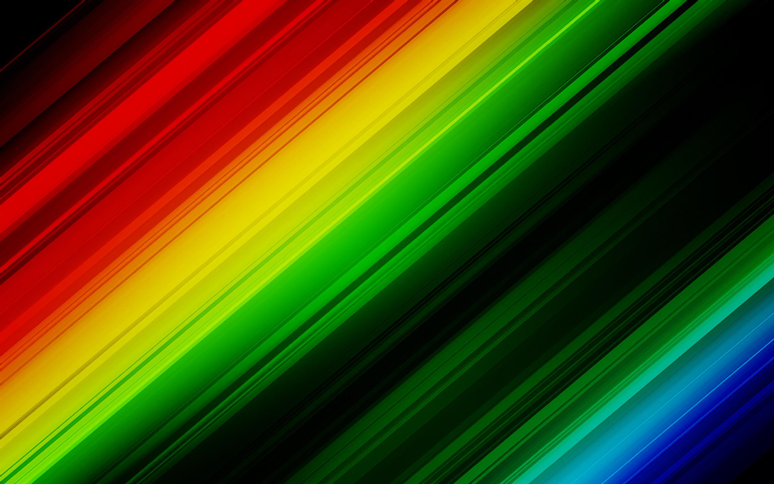 RGB Farbstreifen