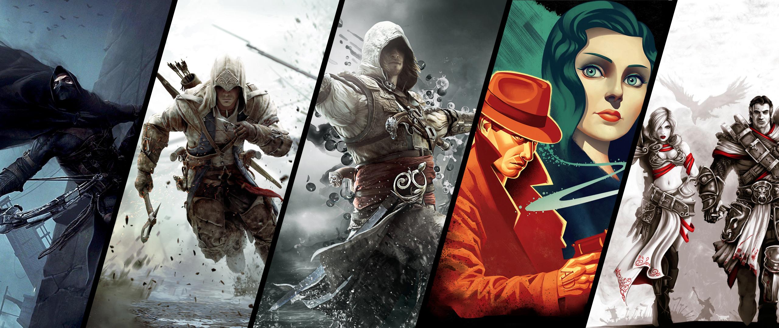 Sommer der Spiele Screenshots Collage