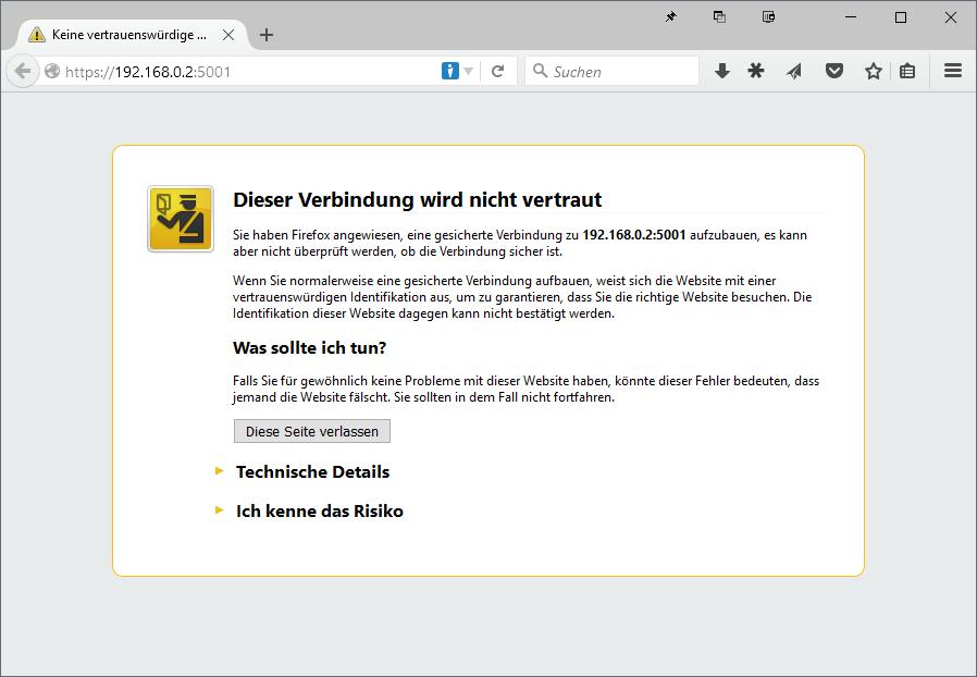 Kostenloses SSL Zertifikat für Router und NAS - Maverick\'s Blog