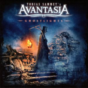 Avantasia: Ghostlights Cover