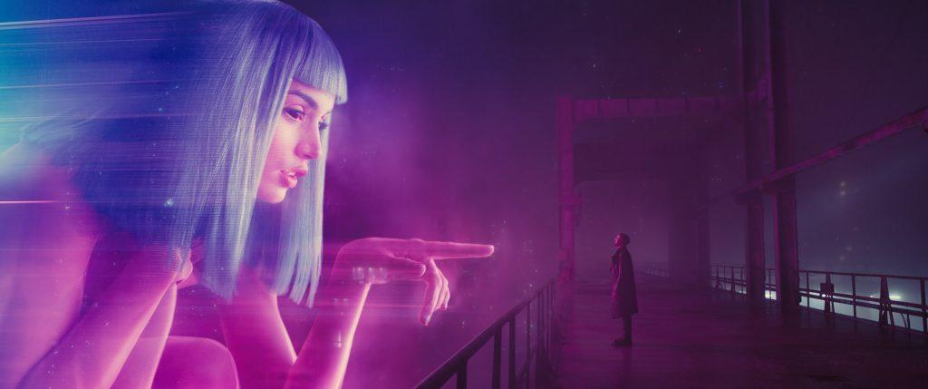 Blade Runner 2049 Neon Ad