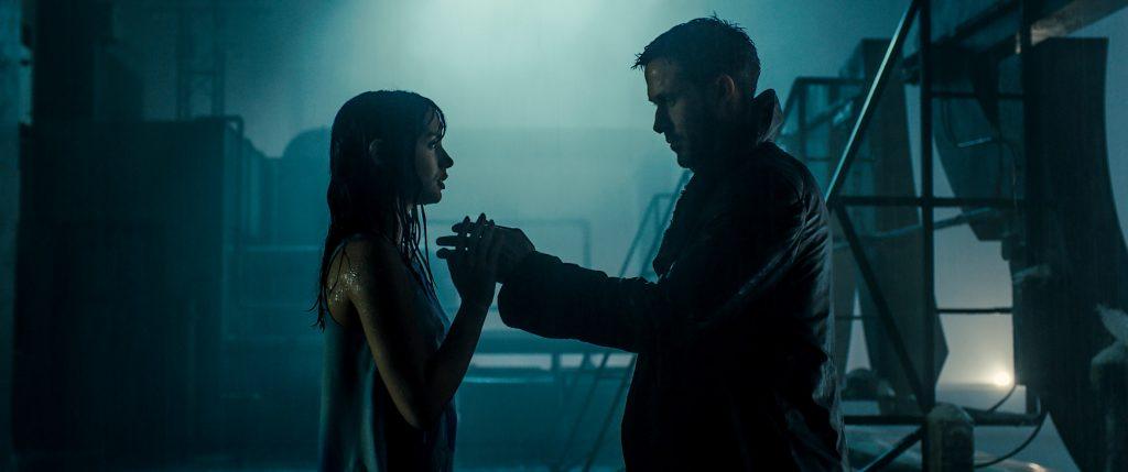 Blade Runner 2049 K und Joi Beziehung