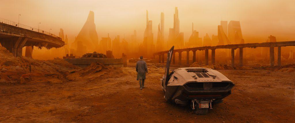 Blade Runner 2049 Las Vegas