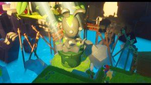 Die Gestaltung der Level in Mario + Rabbids offenbart überall viele liebevoll gestaltete Details