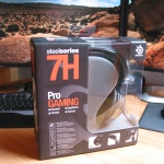 Steelseries 7H Pro Gaming Headset