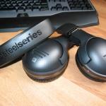 Das Headset demontiert