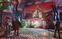Die Vigor genannten Zauberkräfte ergänzen das klassische Waffenarsenal