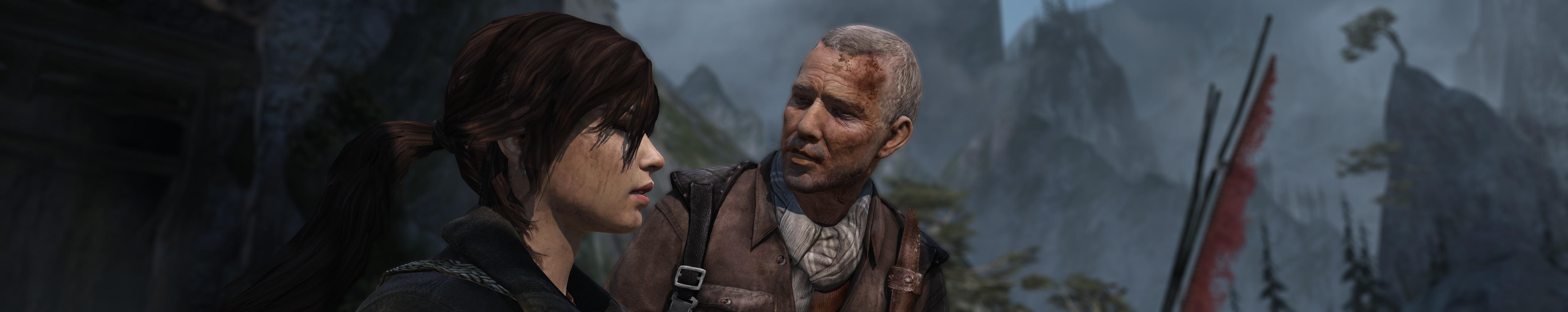 Das neue Tomb Raider setzt verstärkt auf Story-Szenen
